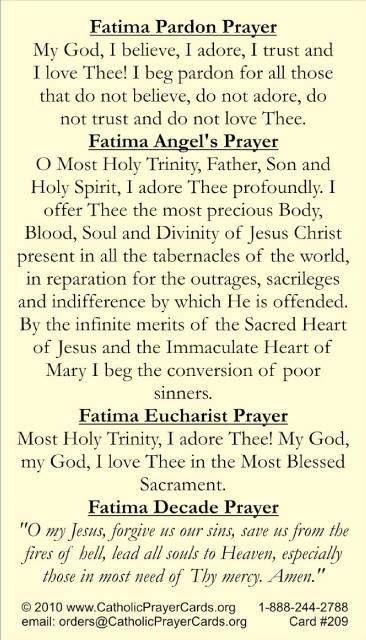 Fatima:
