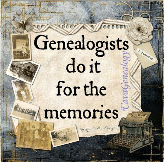 Genealogy Quote