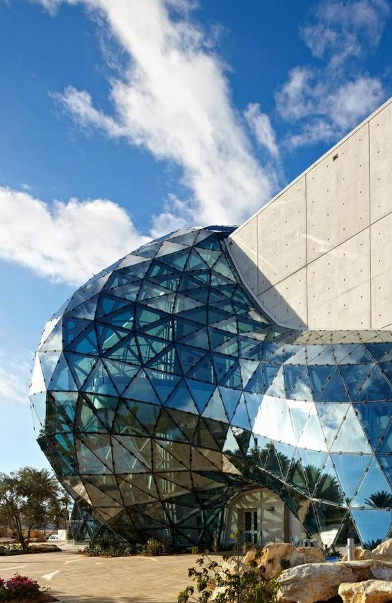 Salvador Dali Museum, Saint Petersburg, Florida by HOK Architects: