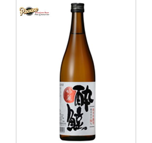 rượu Sake Junmai Ginjyo Ginrei Suigei 720ml