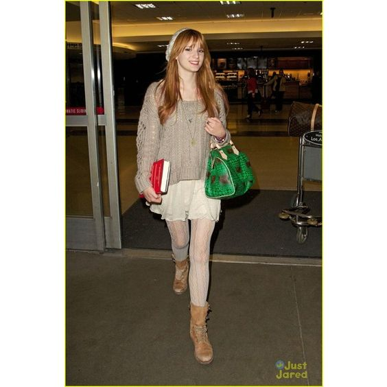Bella Thorne To Boston And Back ❤ liked on Polyvore