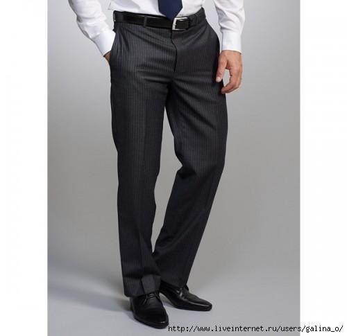 Como hacer un pantalon de vestir para hombre patrones de - Como vestir un armario empotrado ...