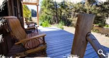 The Ranch at Rock Creek - Luxury Dude Ranch and Glamping Location in Montana - authentic western ranch vacation | Trapper - The Ultimate Glamping Experience at Rock Creek
