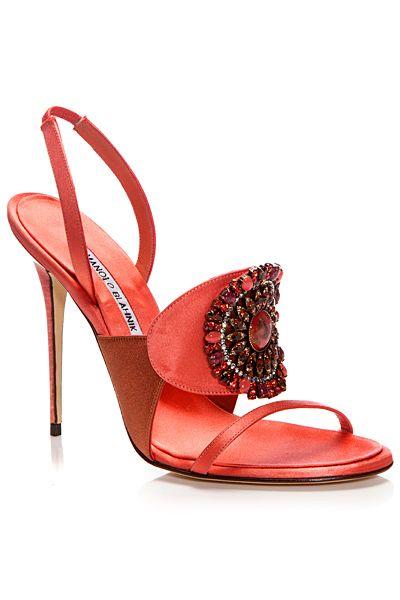 Manolo Blahnik - Shoes More - 2014 Spring-Summer | cynthia reccord
