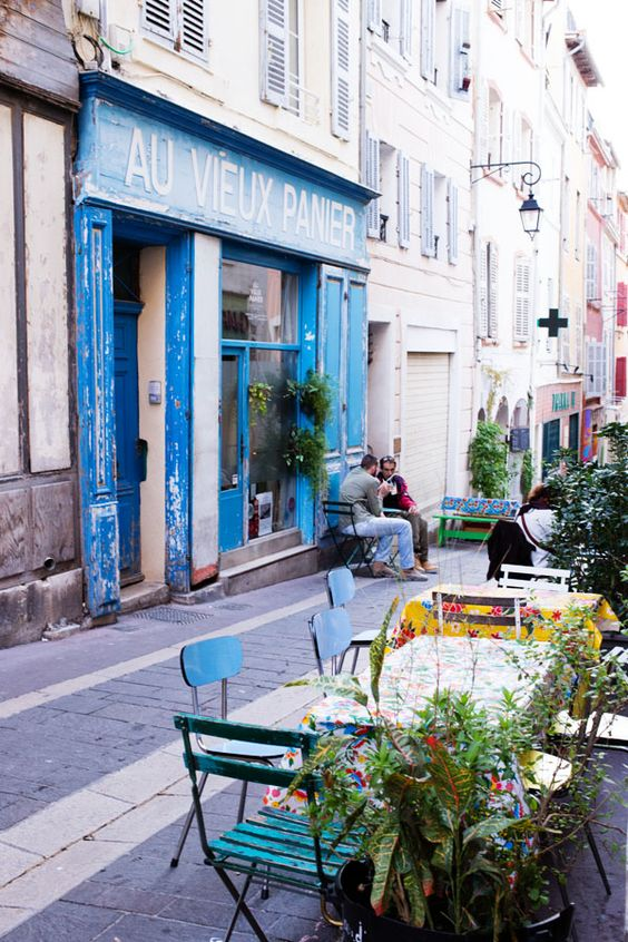 Au Vieux Panier Marseille