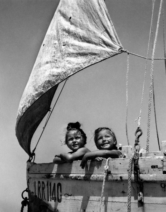 Ile de Ré 1945 Robert Doisneau