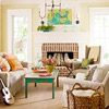 Fresh & Fun Living Room