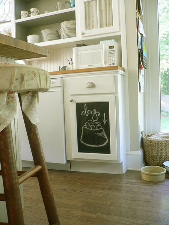 Kibble Cupboard!