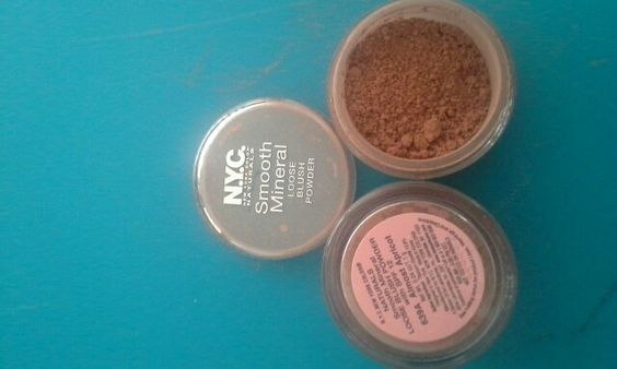 2. Almost apricot blush  Never used