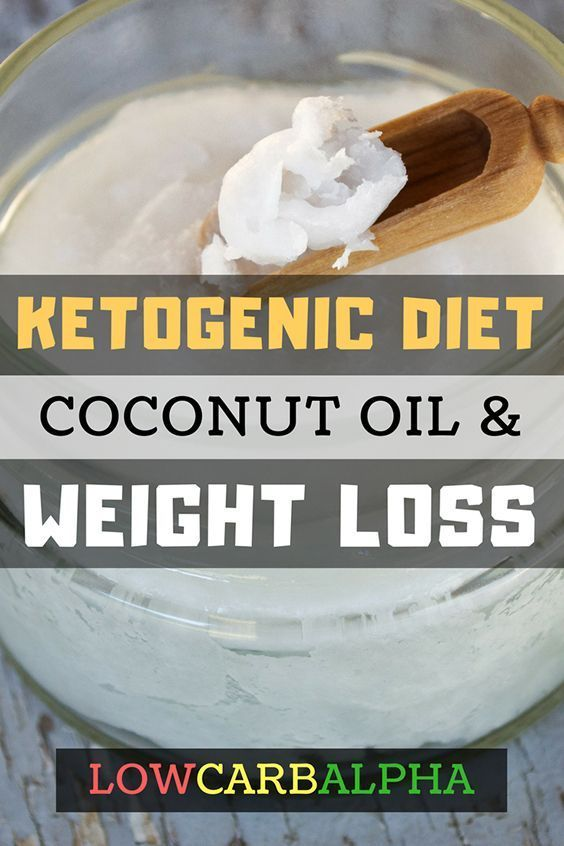 ketogenic diet how much coconut oil?