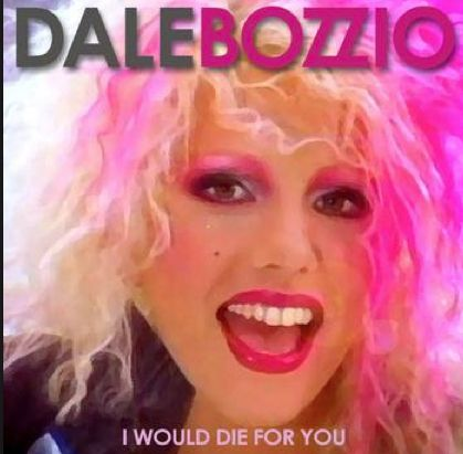 Dale Bozzio was Pink before she was Pink!