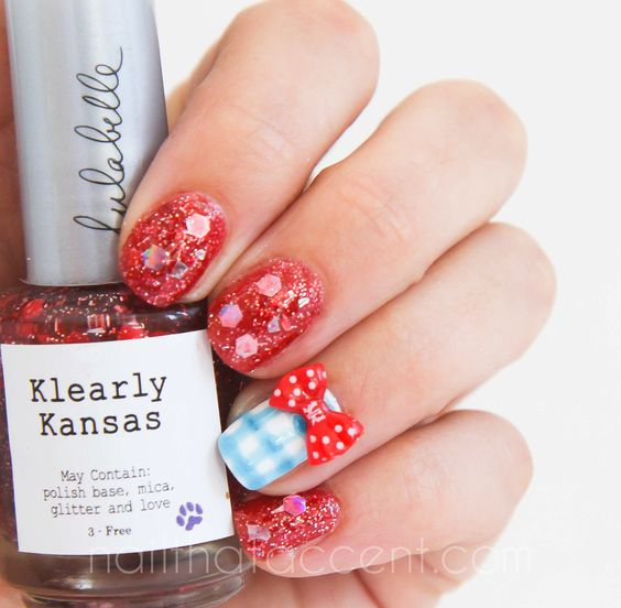 nice Lulabelle Nail Polish Spring Collection - Nail That Accent!