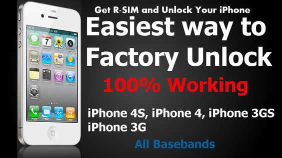 Get #R-SIM to Unlock Your #iPhone 4S or 5S Easily.....