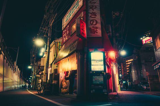 Noches en Japón