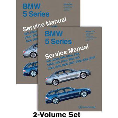 Bmw 5 Series E60 E61 Service Manual 2004 2005 2006 2007 2008 2009 2010 525i 525xi 528i 528xi 530i 530xi 535i 535xi 545i 550i Walmart Com Bmw 5 Series Bmw Repair Manuals
