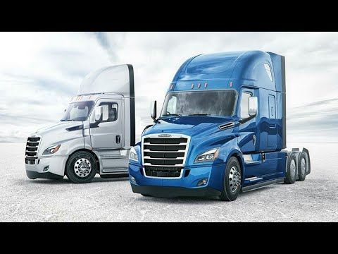 2019 Freightliner Cascadia Truck Everything You Ever Wanted To See Full Review All New Freightline Freightliner Cascadia Freightliner Freightliner Trucks