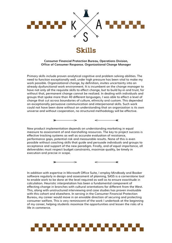 Ksa Resume Examples. 11 Best Resumes \ Cover Letters Images On
