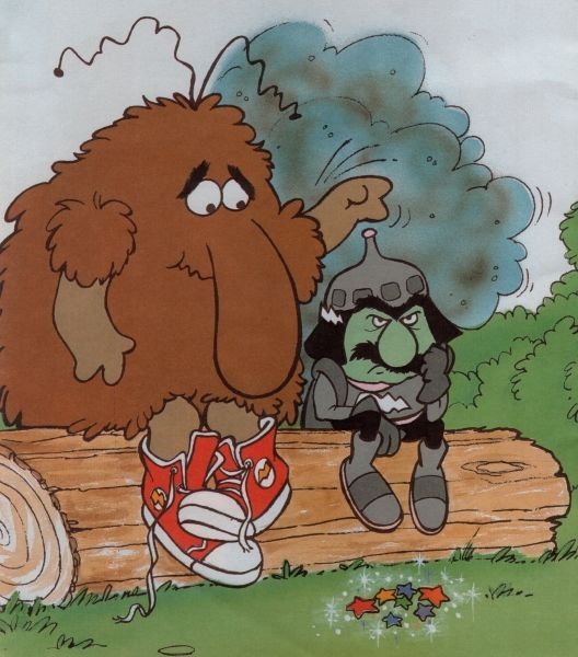 Lurky and Murky
