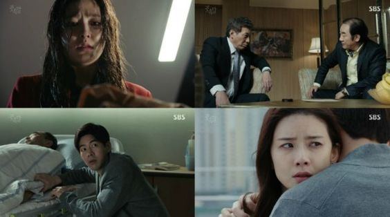 "[HanCinema's Drama Review] ""Whisper"" Episode 6:"