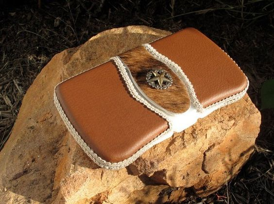 Western Baby wipe case by piggytailbowsandmore on Etsy