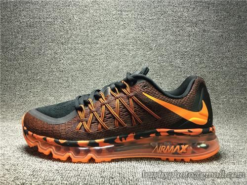 Men's Nike 2015 Air Max Authentic Running Shoes Air Max 2015 Top Shoes  749373 008