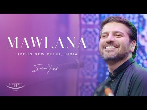Sami Yusuf Mawlana Live In New Delhi India Youtube Sami Youtube Playlist New Delhi