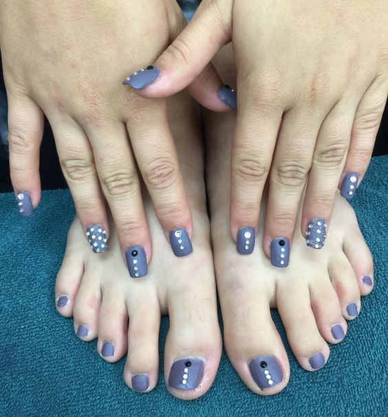 37 best My Nail Creations images on Pinterest | Nailart, Hands and ...