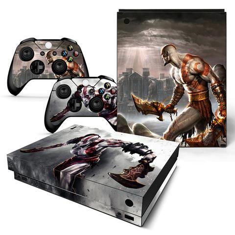 God Of War Kratos Blade Of Athena Exile Sword Xbox One X Skin