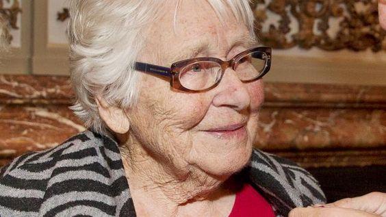 Oud-verzetsvrouw Truus Menger-Oversteegen (92) overleden | NU - Het laatste nieuws het eerst op NU.nl