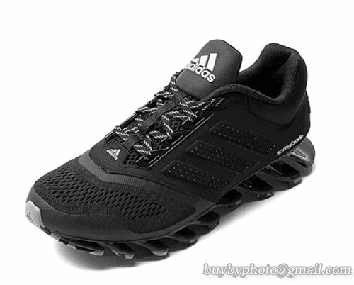 low priced 7bf79 6f217 mens adidas springblade drive 2.0 black