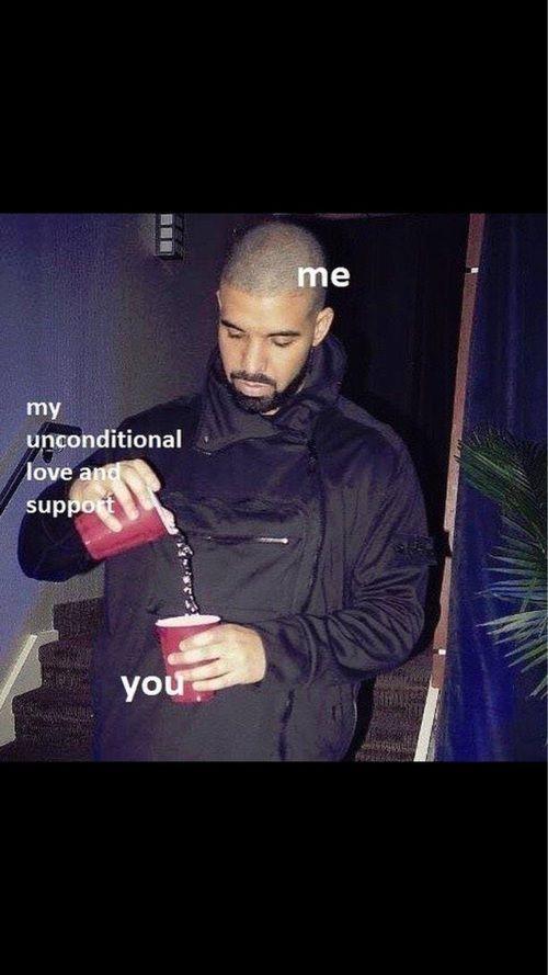 Drake Meme And Love Image Drake Meme Instagram Quotes Captions Memes Quotes