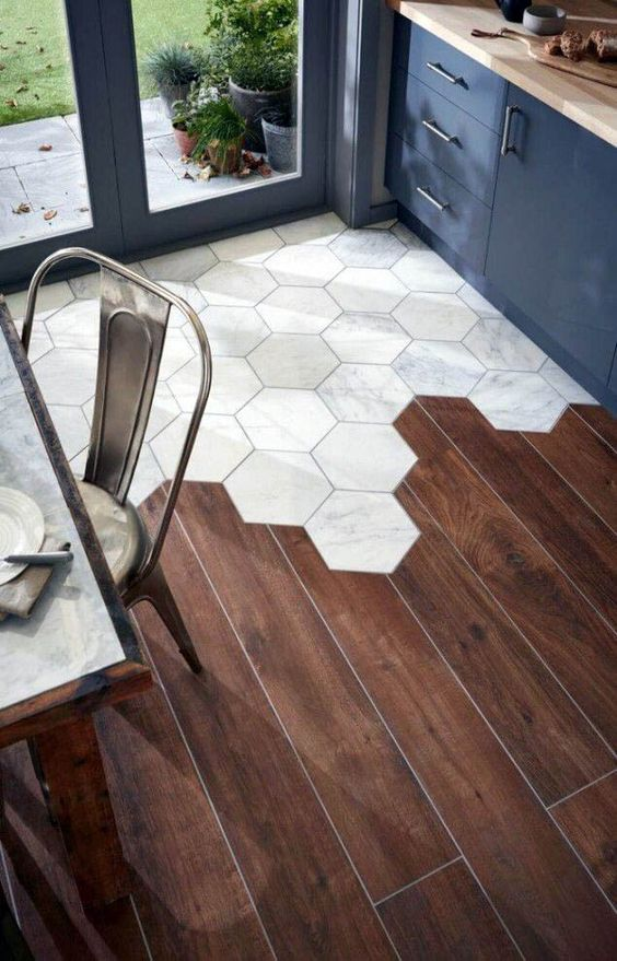 First Rate Laminate Wood Flooring Vs Carpet That Will Blow Your Mind Modern Kitchen Flooring Flooring Wood Tile Floors