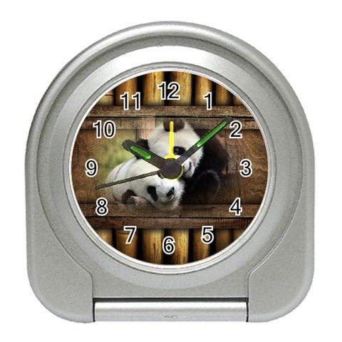 Panda Love Desk Alarm Clock
