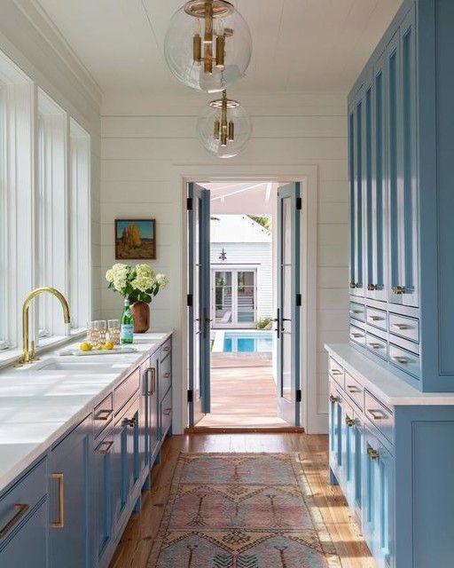Turenne Medium Globe Pendant In 2021 House Interior Kitchen Remodel Kitchen Design