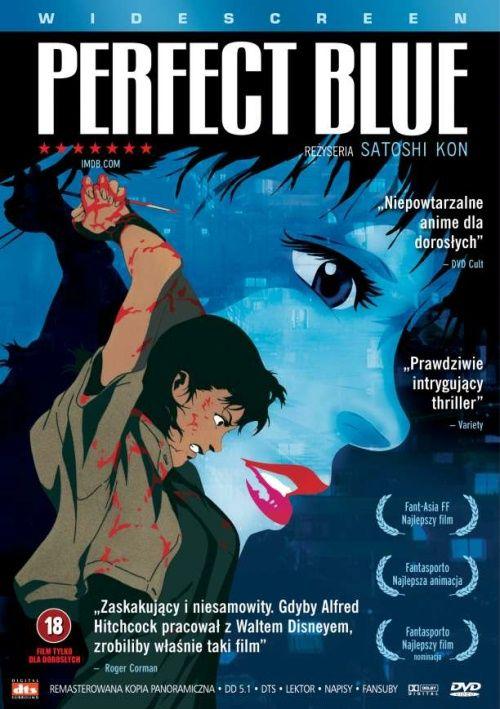 Perfect Blue Satoshi Kon 1998 Tv Series Online Movies Movie Posters