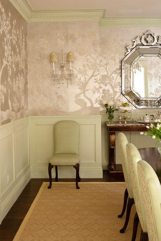 Interior Design Ideas: Dining Room