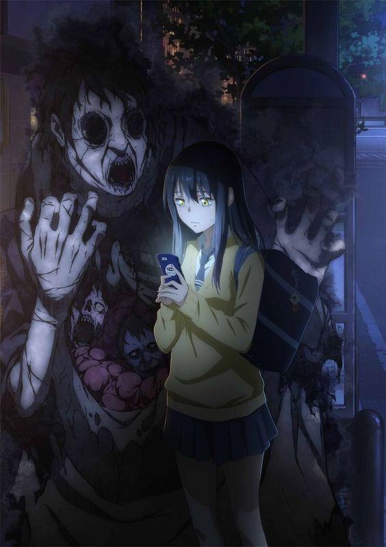 Video Có Phụ Đề Tiếng Anh Của Anime Hài Mieruko-chan Giới Thiệu Dàn Diễn Viên Và Ra Mắt Vào Tháng 10