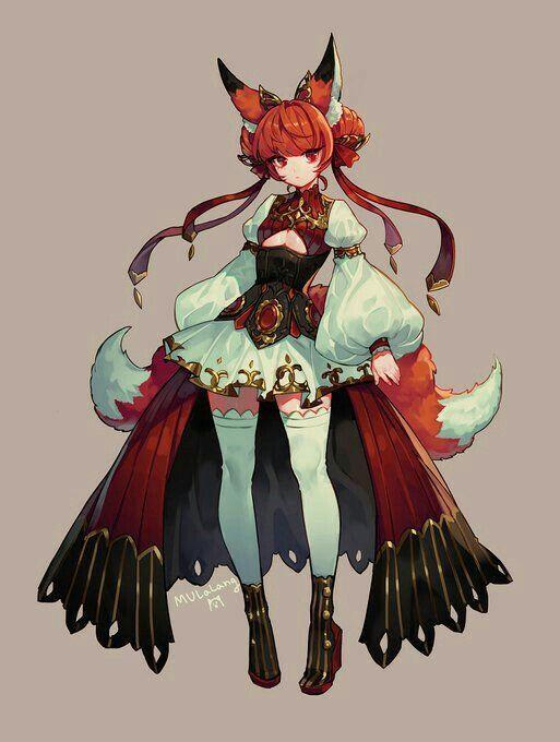 Mangle The fox