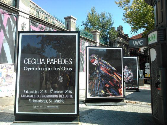 Todo listo en #ArteTabacalera para las inauguraciones del próximo jueves. #ArteEmbajadores: http://www.promociondelarte.com/tabacalera/programacion.php