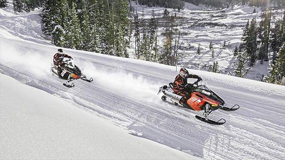 POLARIS PRO RMK snowmobile winter sled snow f wallpaper .