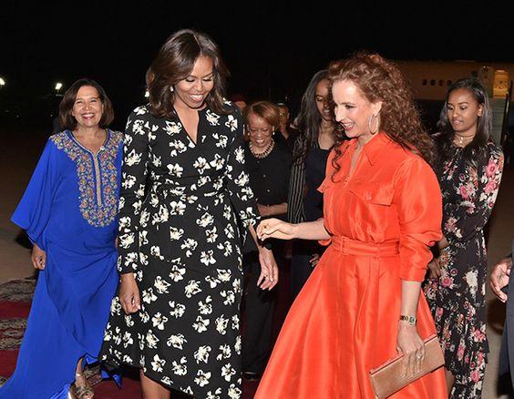 michelle-obama-lalla-salma-maroc