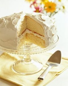 Best French Vanilla Cake Recipe from Scratch - MissHomemade.com