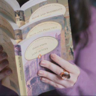 Jane Austen tripled