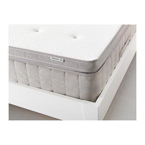 Ikea Tromsdalen King Size Mattress Topper Natural 1028 11229 1430 Mattress Mattress Pads Pillow Top Mattress Pad