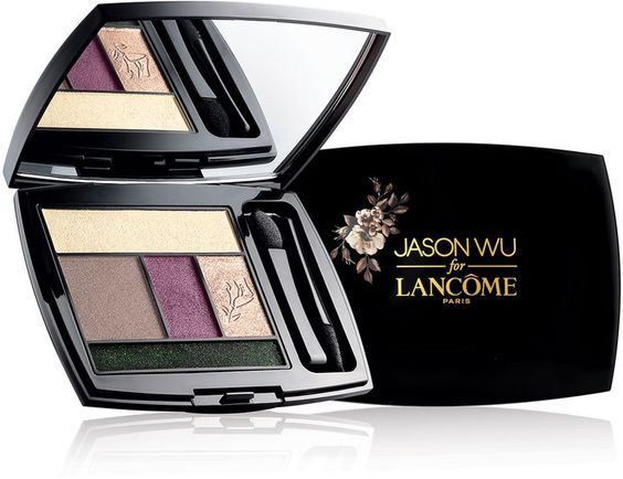 Lancome Limited Edition Jason Wu 5 Pan Palette - Lancôme and Jason Wu invite you to step on to the runway for their second collaboration. $50 at Neiman Marcus.