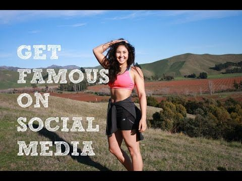 Get FAMOUS on Instagram?! How to grow your social media @AnjuliMack