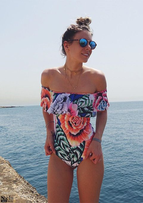 Moda Praia Maiô 2019