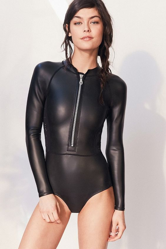 Amuse Society Makala One-Piece Surf Suit