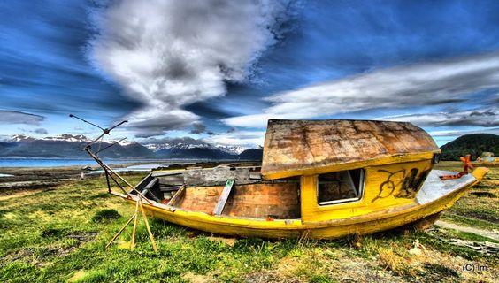 Puerto Almanza  Tierra del Fuego Argentina