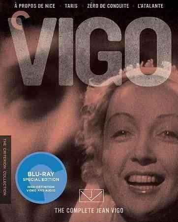 Criterion Collection The Complete Jean Vigo